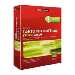 Lexware Software Faktura + Auftrag Plus 2016 ESD Download mit 30 Tage Testzeitraum von Betriebsbetreuung Klein
