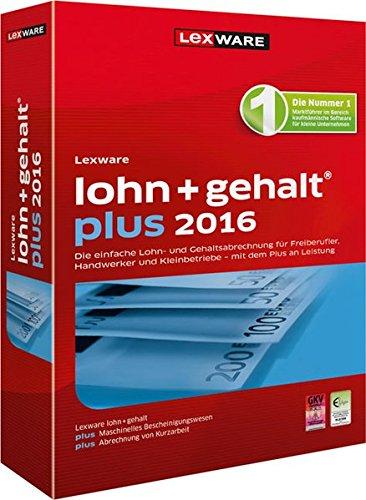 Lexware Lohn und Gehalt Plus 2016