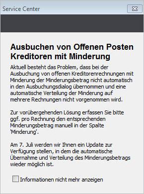 Lexware Kreditoren Minderung Skonti automatisch online verbuchen: ab ...