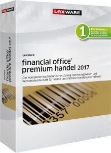 Lexware Financial Office Premium Handel 2017