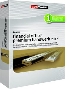 Lexware Financial Office Premium Handwerk 2017