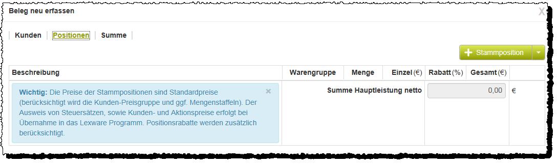 Warenwirtschaft Lexware® Lern-Ware Margit Klein 5