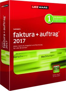 Lexware Software Faktura * Auftrag 2017 von Betriebsbetreuung Klein ESD Download