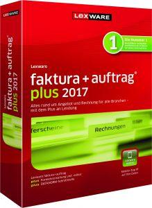 Lexware Faktura & Auftrag Plus Update 2017 von Betriebsbetreuung Klein als ESD-Download
