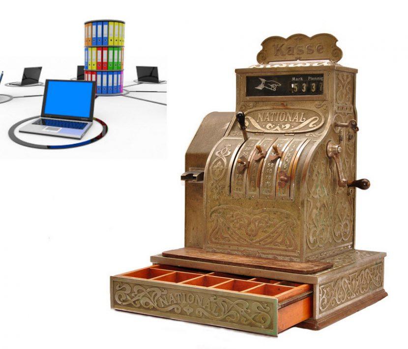 Lern-Ware Lexware® Barkasse oder Webshop mittels Scanner einbinden