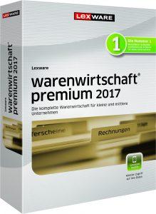 Lexware Warenwirtschaft Premium Update 2017 als ESD Download von Betriebsbetreuung Klein