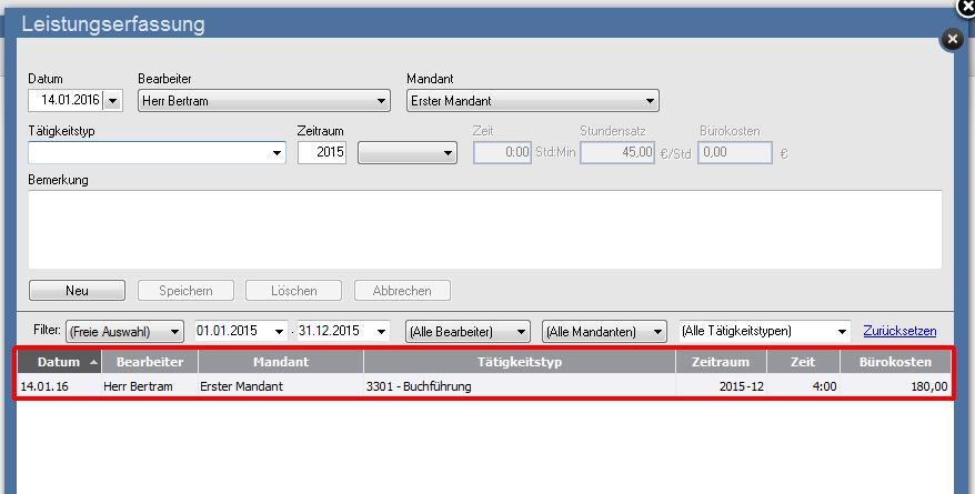 lexware-steuerkanzlei-bueroservice-komplett-leistungserfassung-rechnungszeile
