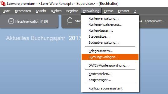 Lexware Buchhalter In Buchungsmasken Stapel Dialog Onlinebanking