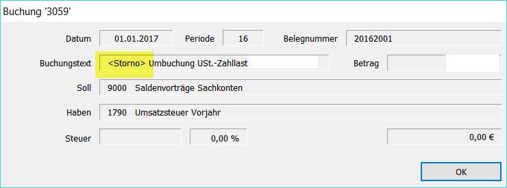 Lexware Buchhalter Buchungen Stornieren Oder Löschen Anleitung Von