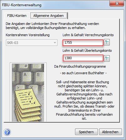 Lexware Lohn Buchungsliste Aus Lexware Lohngehalt Automatisch In