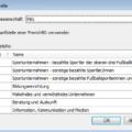 Lern-Ware Lexware Anzeige GTS VBG