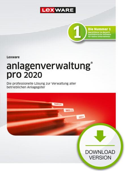 Download Lexware® Anlagenverwaltung Pro - neueste Version