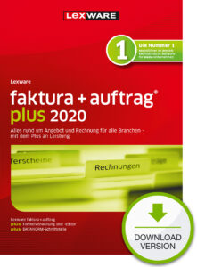 Download Lexware® Faktura&Auftrag Plus - neueste Version