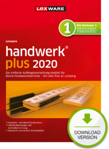 Download Lexware® Handwerk Plus - neueste Version