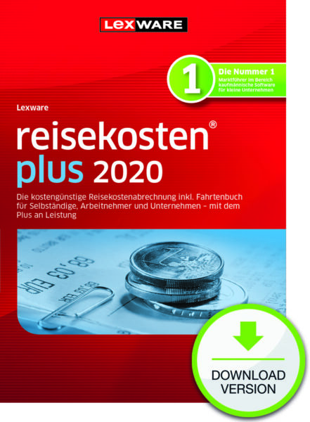 Download Lexware® Reisekosten Plus - neueste Version