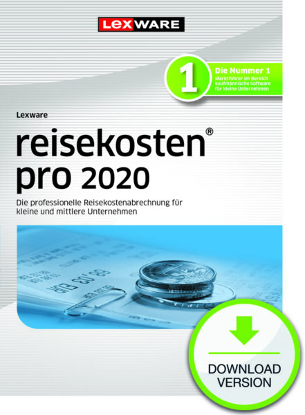 Download Lexware® Reisekosten Pro - neueste Version