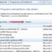 Lexware Technik: Software startet nach Windows Update nicht mehr , Reparaturinstallation über Systemsteuerung oder Downloadlink